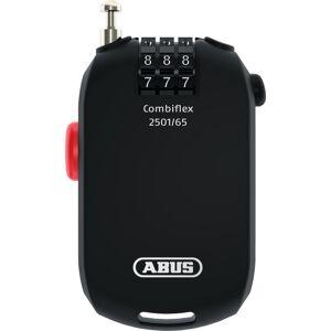 ABUS Combiflex Lommekabel 65 cm Svart
