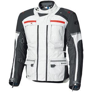 Held Carese Evo GTX Motorsykkel tekstil jakke M Grå Rød