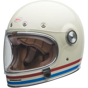 Bell Bullitt DLX Stripes Vert hjelm XS 54 55 Hvit