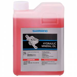 Shimano Hydraulic Mineral Oil 1L mineralolje til alle Shimano
