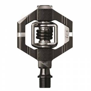 Crankbrothers Candy 7 black/silver stor xc-pedal, 320gram