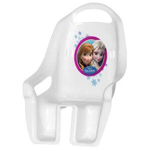 Disney Dockstol till barncyklar vit med Disney Frozen
