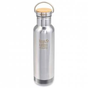 Klean Kanteen Reflect Isolerad Vattenflaska - Mirrored Stainless, 592 ml