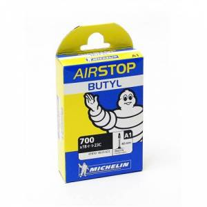 Michelin Cykelslang Michelin Airstop 18/23x622 Prestaventil 40mm