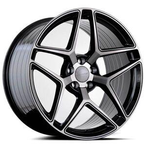 ABS F16 DARK TINT 5x114.3 ET 40 CB 74.1