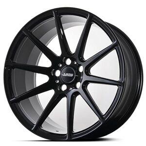 ABS335 BLACK 5x110 ET 38 CB 74.1