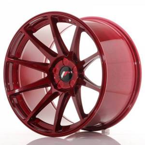 JR11 JAPAN RACING JR11 Red 5x115 ET 25 CB 74.1