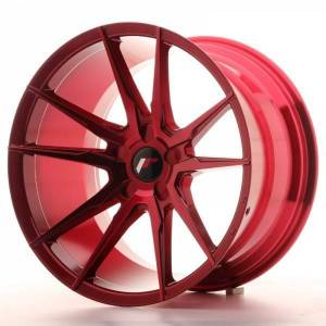 JR21 JAPAN RACING JR21 Red 5x127 ET 15-30 CB 74.1
