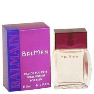 Balman by Pierre Balmain - Mini EDT 5 ml - til mænd