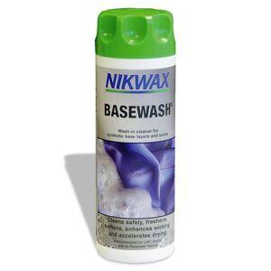 Nikwax Base Wash vaskemiddel 300 ml.