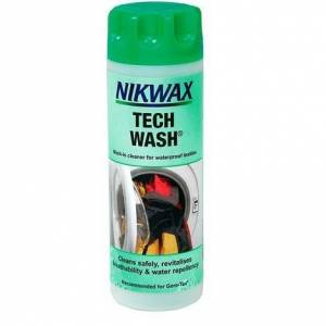 Nikwax Tech Wash vaskemiddel 300 ml.