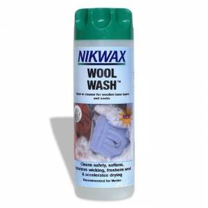 Nikwax Wool Wash vaskemiddel 300 ml.