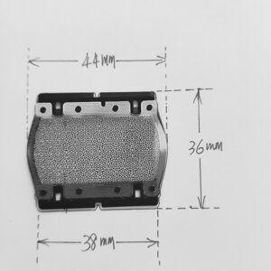 Braun Shaver foil for Braun Razor 5S series Pocket M60 M90 P70 P80 P90 M30 M60S M90S 550 555 Braun Electric Razor BladeHead Wholesale