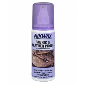 Nikwax Spray-On Fabric & Leather 125ML - Skopleie
