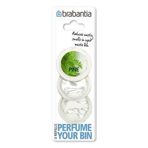 Brabantia Parfyme Til Pedalbøtte 3-Pk, Gran/Furu