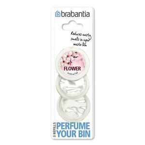 Brabantia Parfyme Til Pedalbøtte 3-Pk, Blomster