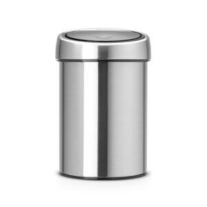 Brabantia Touch Bin Søppelbøtte 3L, Matt Steel FPP