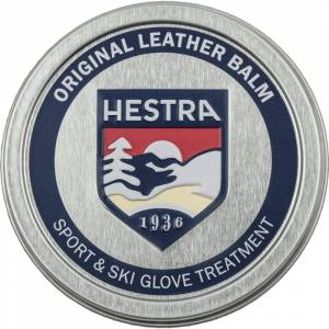 Hestra Leather Balm Grå