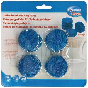 WC Dufttabletter - 4-pack