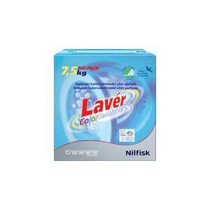 Nilfisk Tvättmedel Lavér Color Sensitive 7,5kg