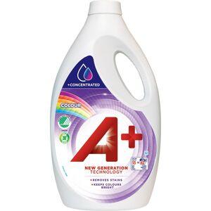 Tvättmedel A+ Flytande Kulörtvätt 2,2L