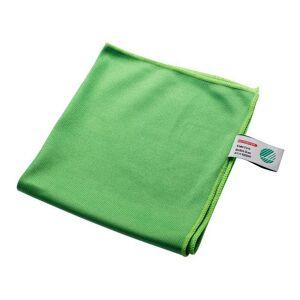 Microfiberduk Proffer Glas 35x35cm grön