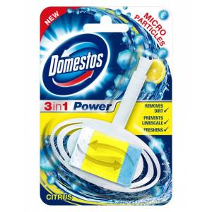 Domestos 3i1 Power Toiletblok Citrus 40 g
