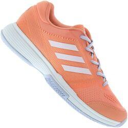 adidas Tênis adidas Barricade Club - Feminino - Coral