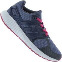 adidas Tênis adidas Duramo 8 - Feminino - Roxo/Rosa