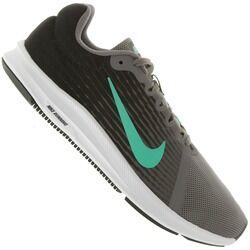 Nike Tênis Nike Downshifter 8 - Feminino - CINZA ESCURO/PRETO