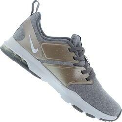Nike Tênis Nike Air Bella TR PRM - Feminino - CINZA ESCURO