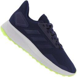 adidas Tênis adidas Duramo 9 - Feminino - AZUL ESC/BRANCO