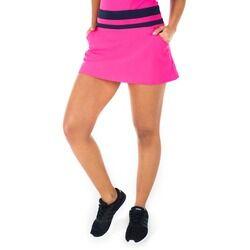 adidas Short Saia com Proteção Solar UV adidas Club Skirt - Feminino - ROSA