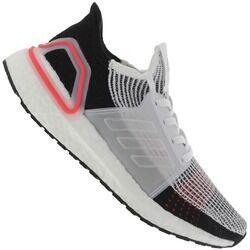 adidas Tênis adidas UltraBoost 19 - Feminino - BRANCO/PRETO