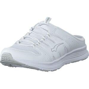 Bagheera Holiday White, Sko, Sneakers og Træningssko, Sneakers, Hvid, Dame, 39