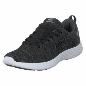 Bagheera Flow Black/dark Grey, Shoes, sort, EU 43