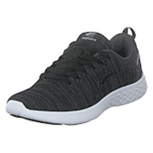 Bagheera Flow Black/dark Grey, Shoes, sort, EU 39