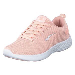 Bagheera Flow Soft Pink/white, Dame, Shoes, hvid, EU 36