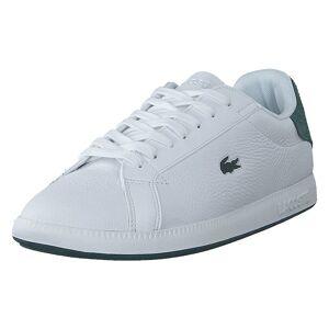 Lacoste Graduate 319 1 Sfa Wht/dk Grn, Dame, Shoes, hvid, EU 38