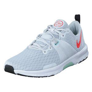 Nike Wmns City Trainer 3 Pure Platinum/brt Crimson-glac, Dame, Sko, Sneakers, Blå, EU 40