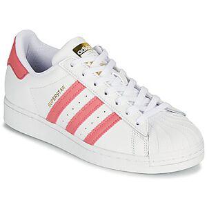adidas  SUPERSTAR W  Dame  Sko  Sneakers dame F 37 1/3 Hvid