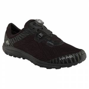 Viking Footwear Women's Apex II Gore-Tex Sort Sort 39