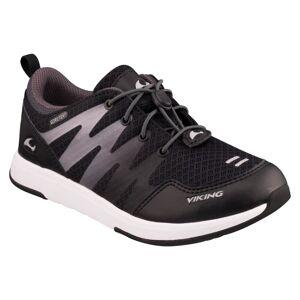 Viking Footwear Junior's Bislett II Gore-Tex Sort Sort 35
