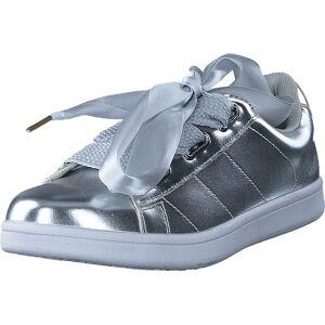 Duffy 98-07113 Silver, Kengät, Sneakerit ja urheilukengät, Sneakerit, Sininen, Hopea, Naiset, 40