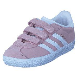 Adidas Originals Gazelle Cf I Icey Pink F17/Ftwr White, Lapset, Kengät, Violetti, EU 24