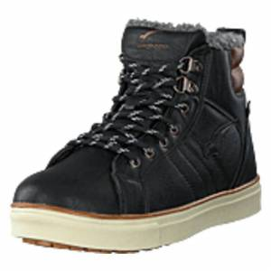 Bagheera Chevak Ii Black/dark Brown, Shoes, musta, EU 37