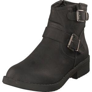 Duffy 86-16344 Black, Kengät, Bootsit, Kengät, Musta, Naiset, 39