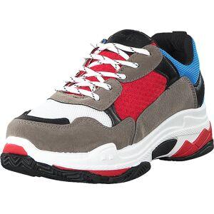 Duffy 71-06801 Red, Kengät, Sneakerit ja urheilukengät, Sneakerit, Ruskea, Naiset, 41