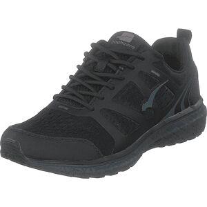 Bagheera Vector Air Black/dark Grey, Kengät, Sneakerit ja urheilukengät, Urheilukengät, Musta, Unisex, 46