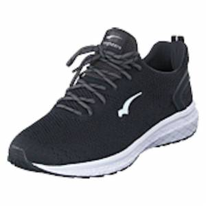 Bagheera Nitro Black/dark Grey, Shoes, musta, EU 38